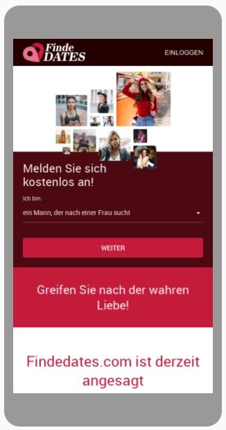 FindeDates-App