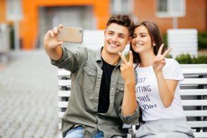 Partnersuche für junge Leute