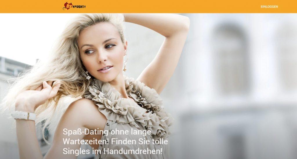 Online-Dating-Seite in Deutschland - BeNaughty