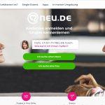 Partner im Internet finden NEU.DE