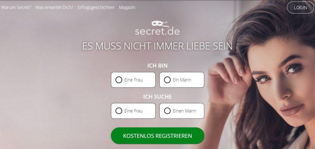 Casual Dating bei Secret.de