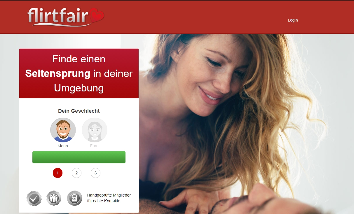 Casual-Dating Portal FlirtFair
