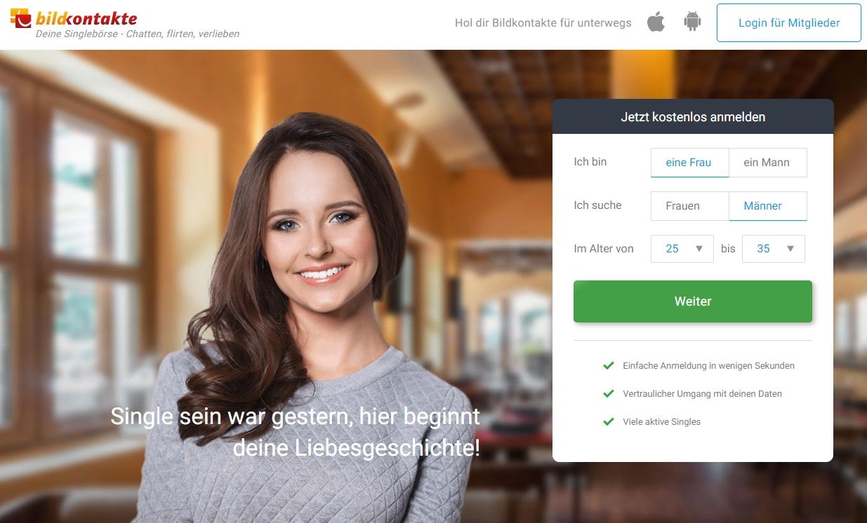 Dating Chat Singlebörse & Kontaktbörse - Bildkontakte