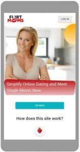 FlirtMoms Mobile App